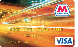 Marathon Credit Card