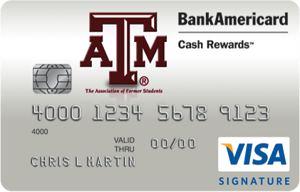 Texas A&M Credit Card