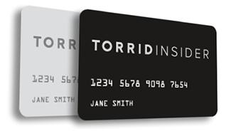 Torrid Credit Card