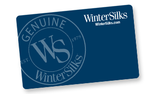 WinterSilks Credit Card