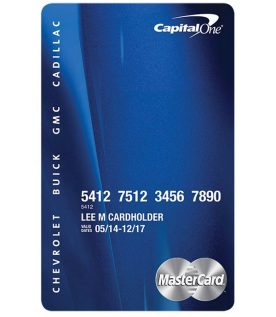 Capital one bank credit card activation