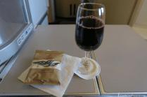 British Airways Business Class Wine