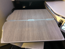 Air Canada Business Class Traytable