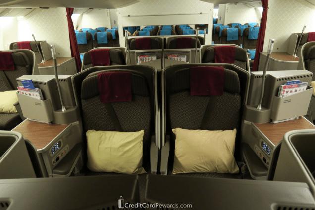 Garuda Indonesia Business Class Review