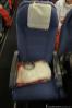 LATAM 767 economy seat