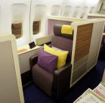Thai Airways First Class Suites