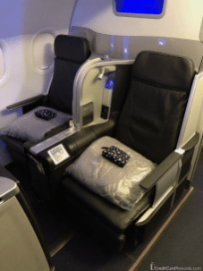 JetBlue Mint Seats 5D and 5F