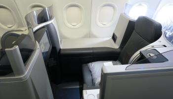 In Flight Review Alaska Airlines New Premium Class Premium Economy 2019 Credit Card Rewards