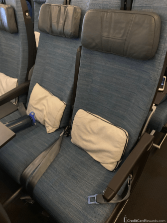 Cathay Pacific Economy Class Seat