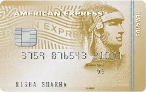 Amex Membership Reward Credit Card