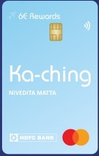 Indigo Ka-Ching 6E Rewards