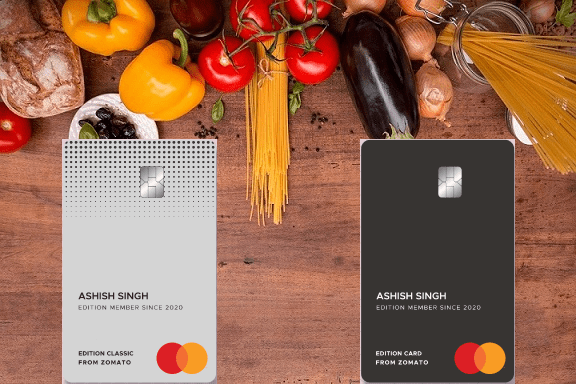RBL Zomato Edition Credit Cards