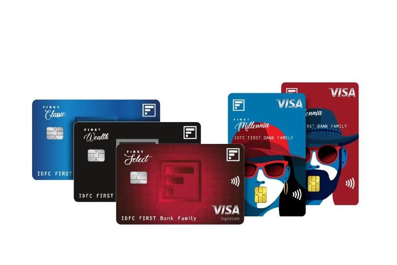IDFC Bank Credit Cards