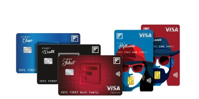 IDFC Bank Credit Cards
