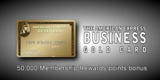 American Express 50,000 Bonus Rewards