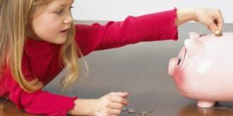 Children and Savings Fun