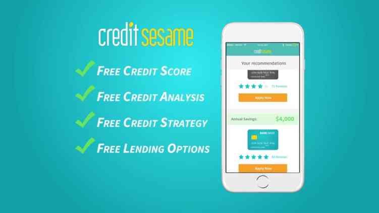 credit sesame review 2019