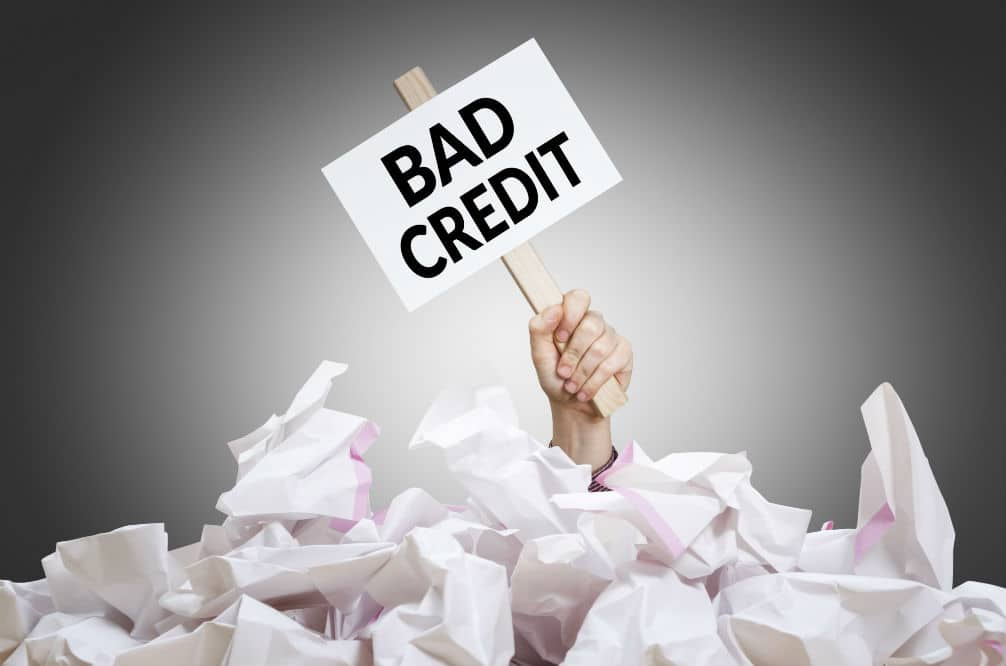 What's a Bad Credit Score and a Good