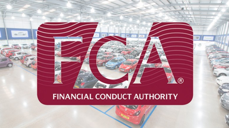 FCA Concerned Over UK Subprime Vehicle Finance