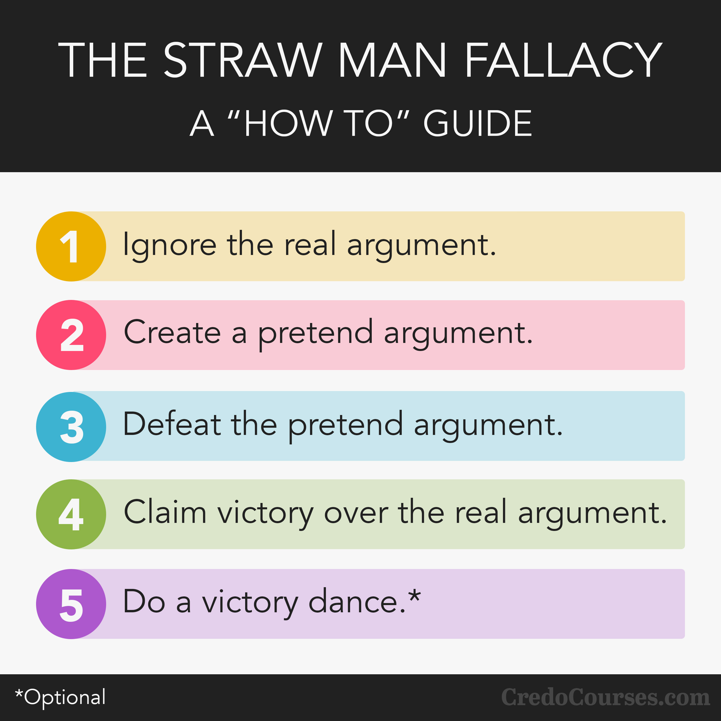 Image result for image of strawman