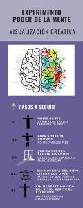 Experimento en casa - poder de la mente - visualización creativa