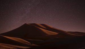 Desierto - El Alquimista