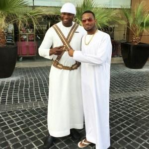 Dbanj The Koko Master Lands Dubai with Grand Style