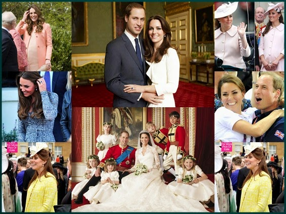 Kate Middleton, Duchess Of Cambridge Gives Birth To Baby Girl