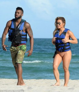 Jason Derulo and  50 Cent's baby mama,Daphne Joy are Officially Dating