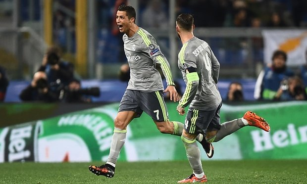 Upset Christiano Ronaldo walks out of press conference, says Name one player who's scored more than me?