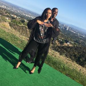 Angela Simmons Announces she Pregnant and Expecting a Baby