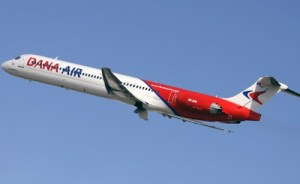 Dana Air Launched  Valentine's Low Fares Promo, Including Flights  to Port Harcourt