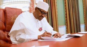 President Buhari's New Year Message To Nigerian