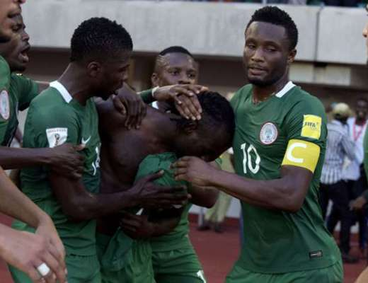 Eagles get $2,000 each for beating Argentina