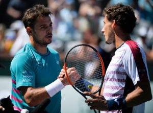 Stan Wawrinka Cruises Into Indian Wells Final With a 6-3, 6-2 Straight Set Win