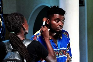 """Kelly Hansome Shoots New Music Video """"Investment"""", See B.T.S Photos"""