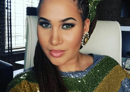 "Nollywood actress, Caroline Danjuma, has said that she is better and different from all other actresses. The actress seems to have moved on from the death of her former lover, Tagbo Umeike, and back with acting. She said, ""I am different from any other actress because I am Caroline and there can never be another Caroli"