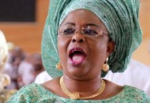 EFCC loses bid to seize Patience Jonathan's $8.4m, N7.35bn