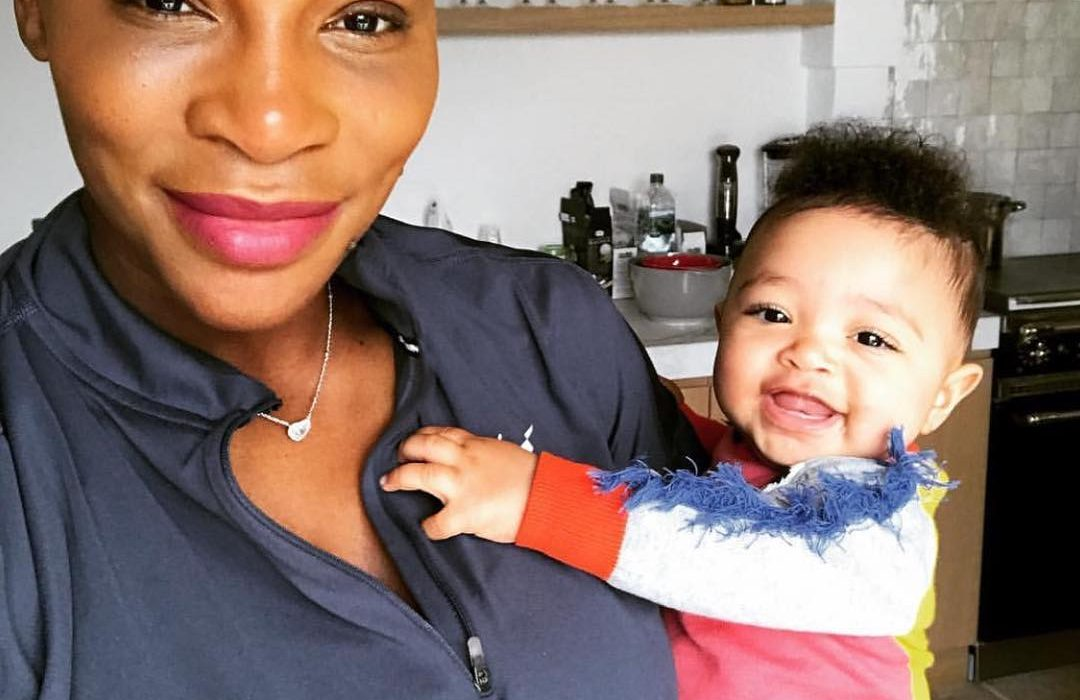 Serena Williams gets trolled for her eyebrows on social media
