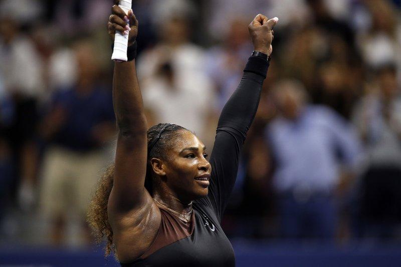 Williams beats Pliskova to reach US Open semis