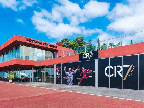 Cristiano Ronaldo to open CR7 hotel in Paris