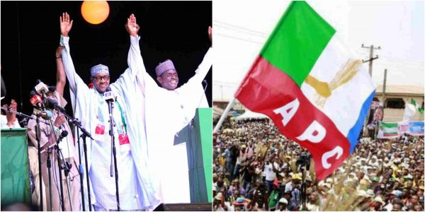Buhari confirmed as APC presidential candidate at national convention