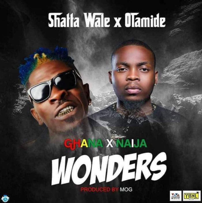 Shatta Wale Ft. Olamide – Wonders