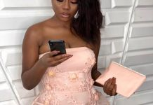 Sophia Momodu Looking Stunningly Hot At GTB Cocktail Party