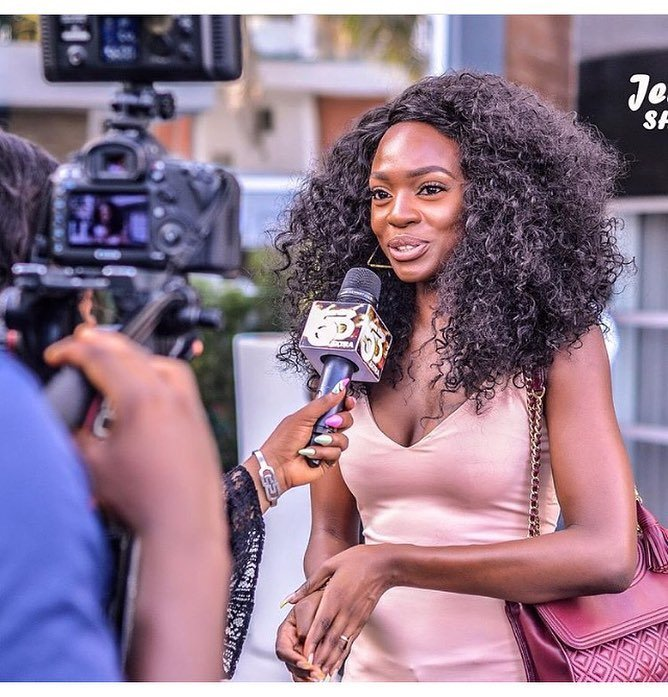 BBA Star Beverly Osu Caught Sending N*des To A Married Actor On Instagram (18+ photos)