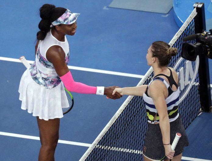 Simona Halep cruise control past Venus, wins 6-2 6-3 to reach 4th round