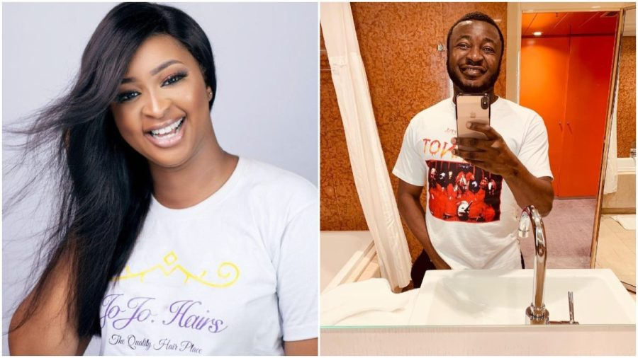Actress Etinosa Blast MC Galaxy, Say Her Nude Video Was Not Planned In Anyway