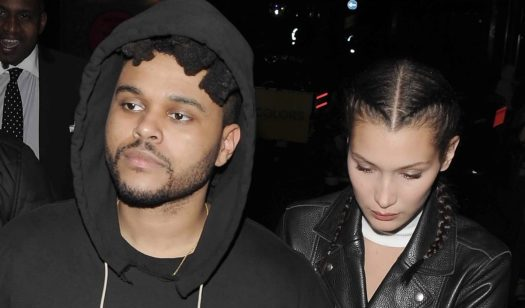 The Weeknd and his girlfriend go separate ways again
