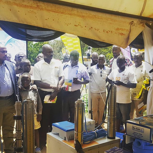 OVER 590 SOLAR PRODUCTS SOLD IN CREEC LETS GO SOLAR CAMPAIGN