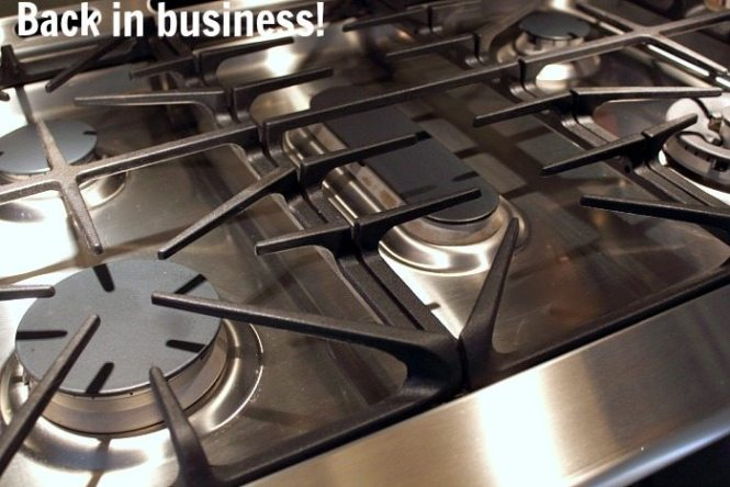 How To Clean Cast Iron Stove Top Grates Ge Gas